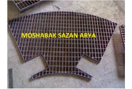 Hot-galvanized Steel Grating  for platform